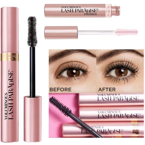 2fa43f66881 L'Oreal Makeup | Loreal Voluminous Lash Paradise Mascara Primer ...